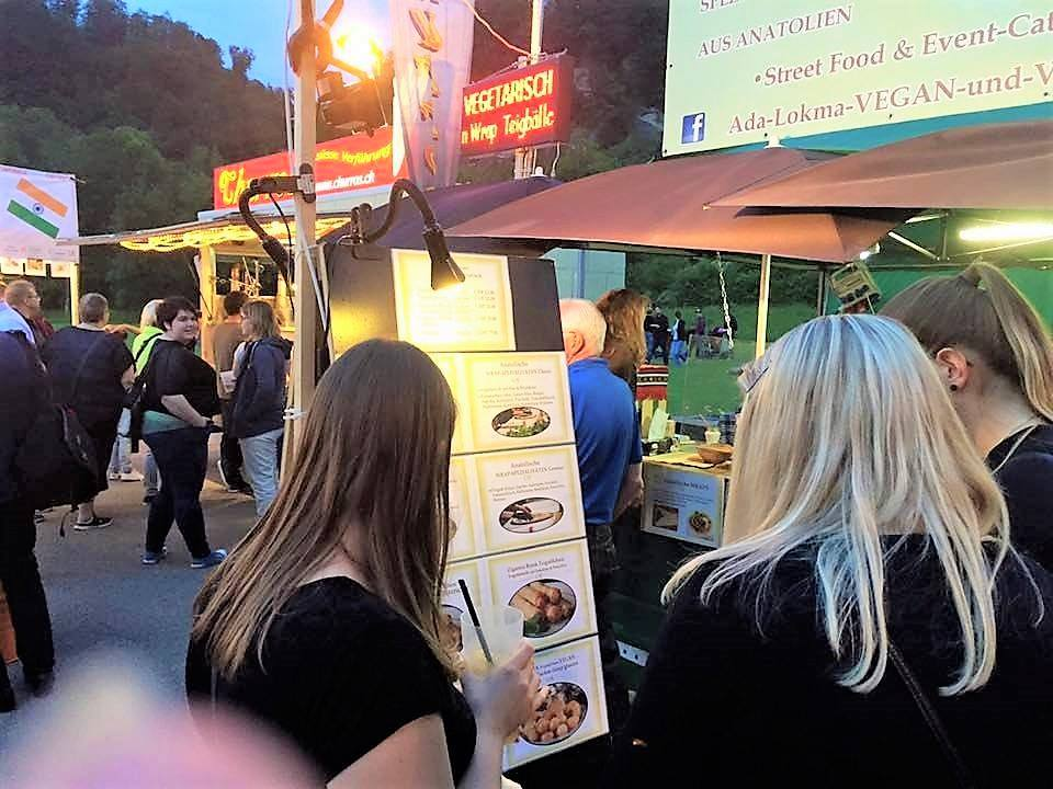 1. Street Food Festival Burgdorf BE, 10.06. - 11.06.2016 – Burgdorf BE.